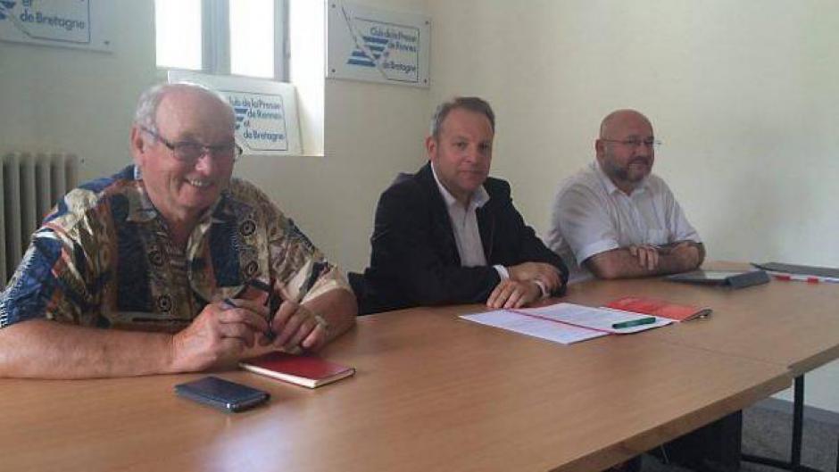 Régionales : un chef de file au PCF (Ouest France 16/07/2015)